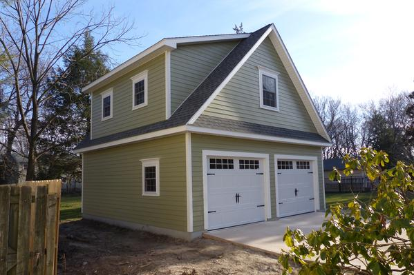 Amish Garage Builders And Contractor Lancaster Pa